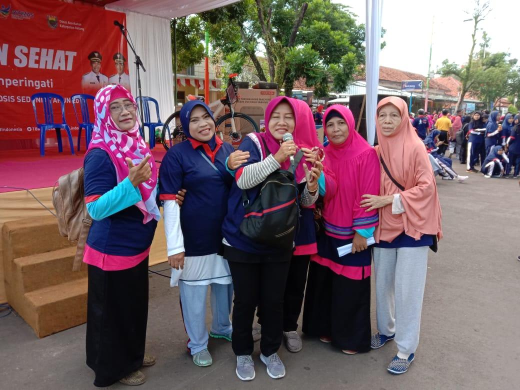 Peran Serta TB Care 'Aisyiyah Kabupaten Batang